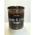 Apple & Onion Rellish