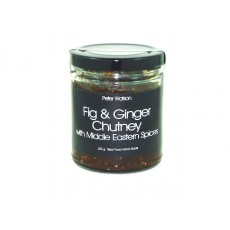 Fig & Ginger Chutney