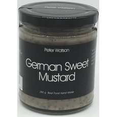 German Sweet Mustard