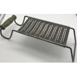Counter Top Steel and Wood Grater